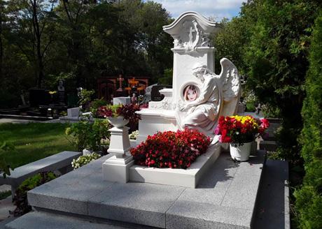 уборка могил на кладбище г. Киев