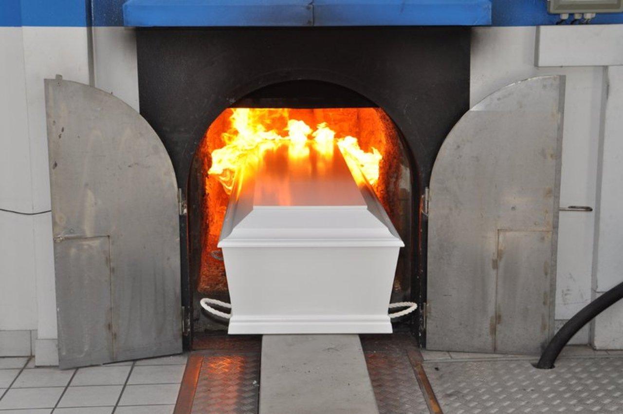 Все о кремации